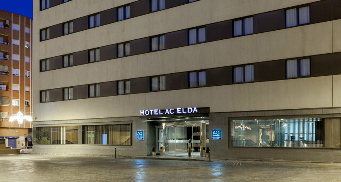AC Hotel Elda by Marriott - APHA - Asocación de Hoteles y Alojamientos turísticos de la Provincia de Alicante.1