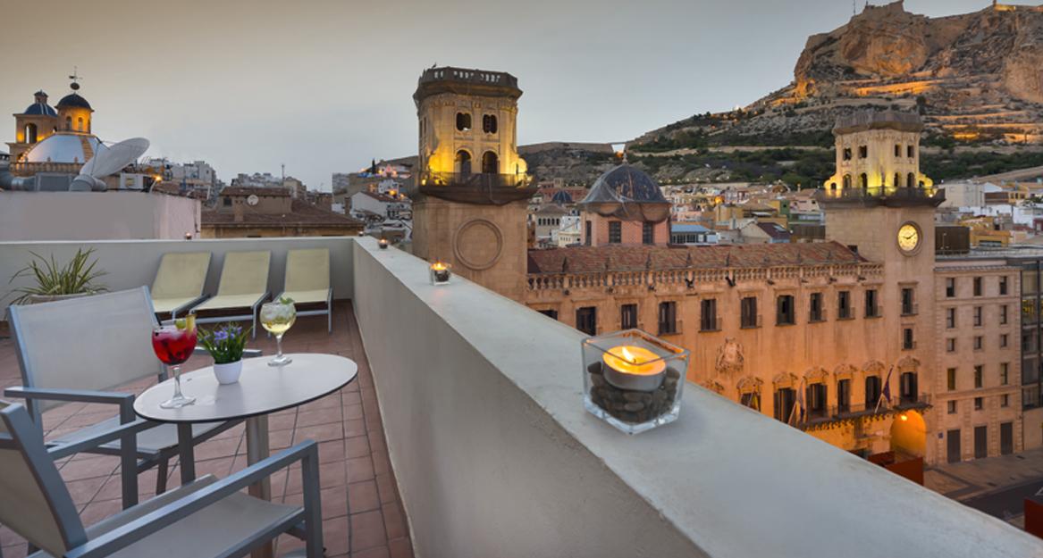 Eurostars Mediterranea Plaza - APHA - Asociacion de hoteles y alojamientos turisticos de la provincia de Alicante 1