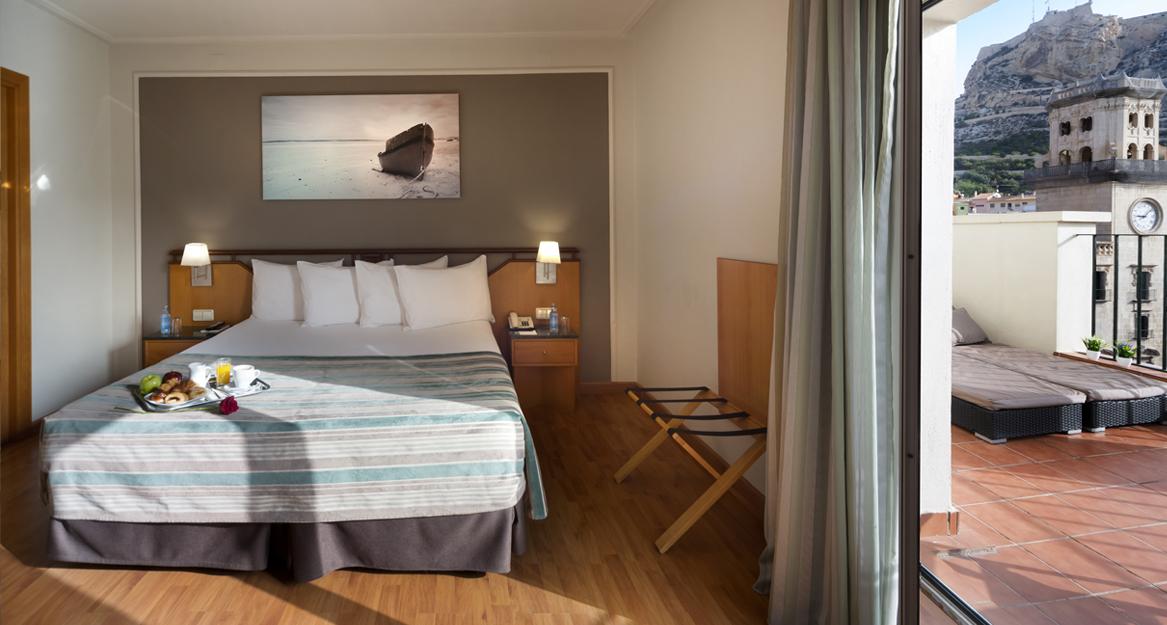 Eurostars Mediterranea Plaza - APHA - Asociacion de hoteles y alojamientos turisticos de la provincia de Alicante 3