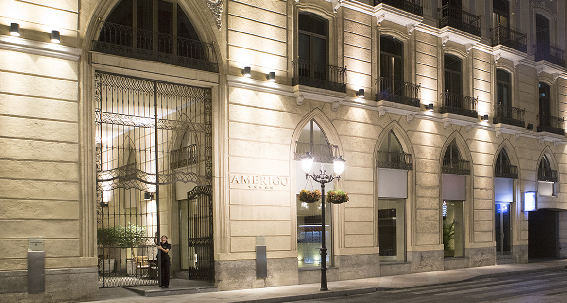 Hospes Amérigo - APHA Asociación Hoteles y Alojamiento Turístico Provincia Alicante