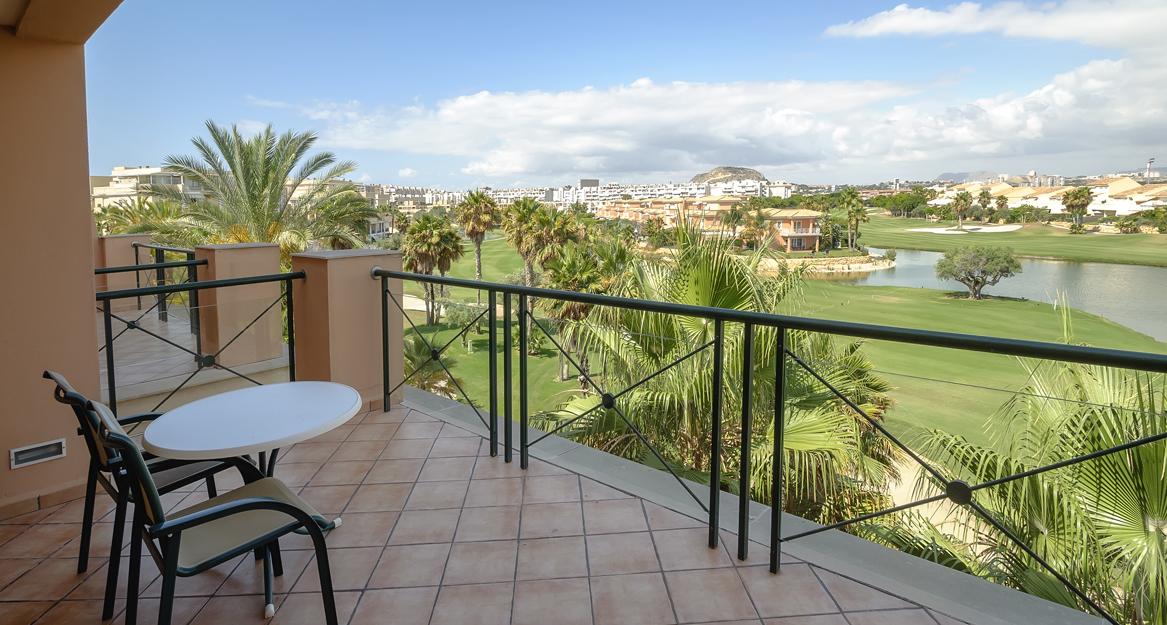 Hotel Alicante Golf - APHA asocacion de hoteles y alojamientos turisticos de la provincia de Alicante 4