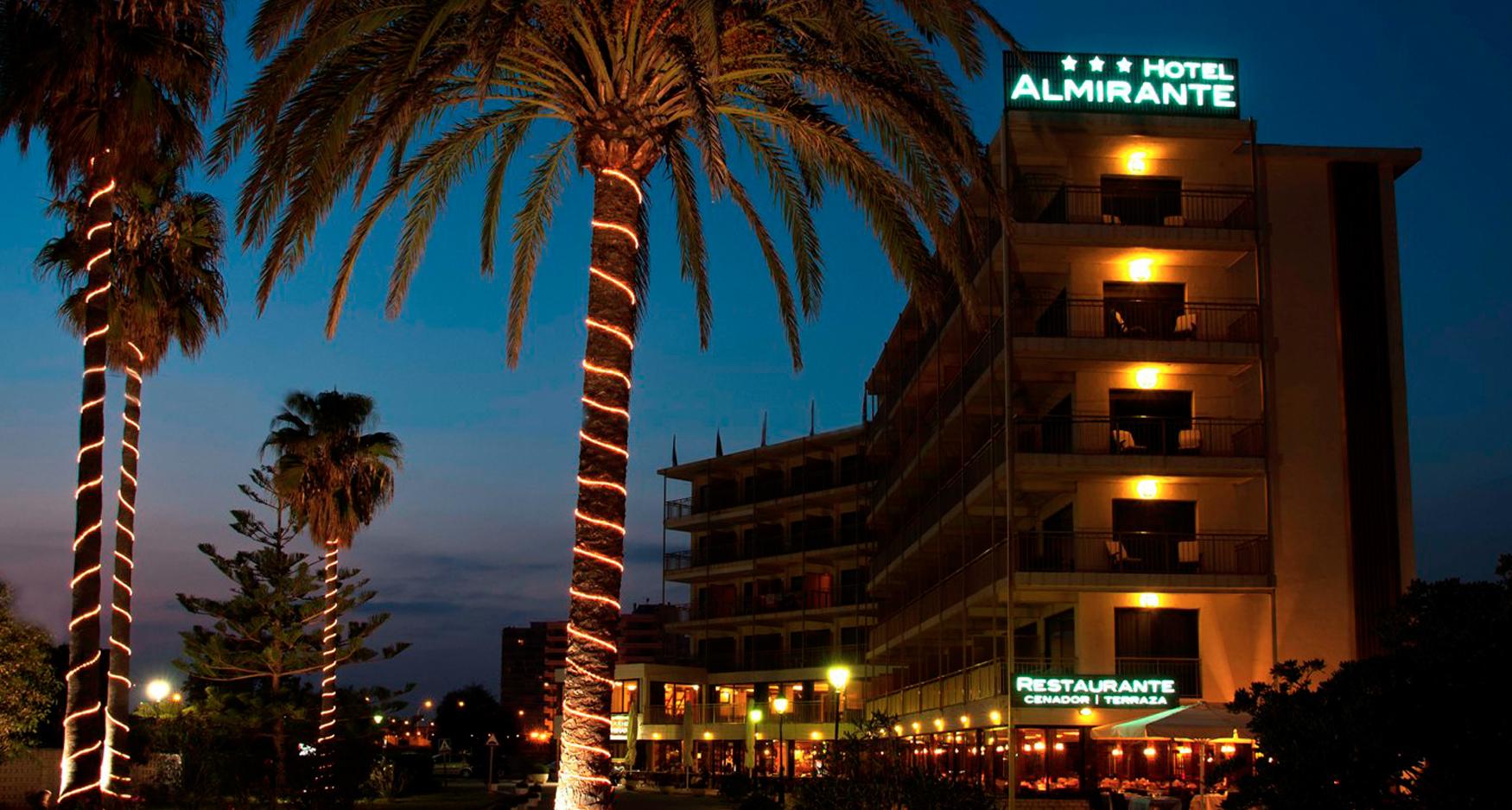 Hotel Almirante - APHA asocacion de hoteles y alojamientos turisticos de la provincia de Alicante 2