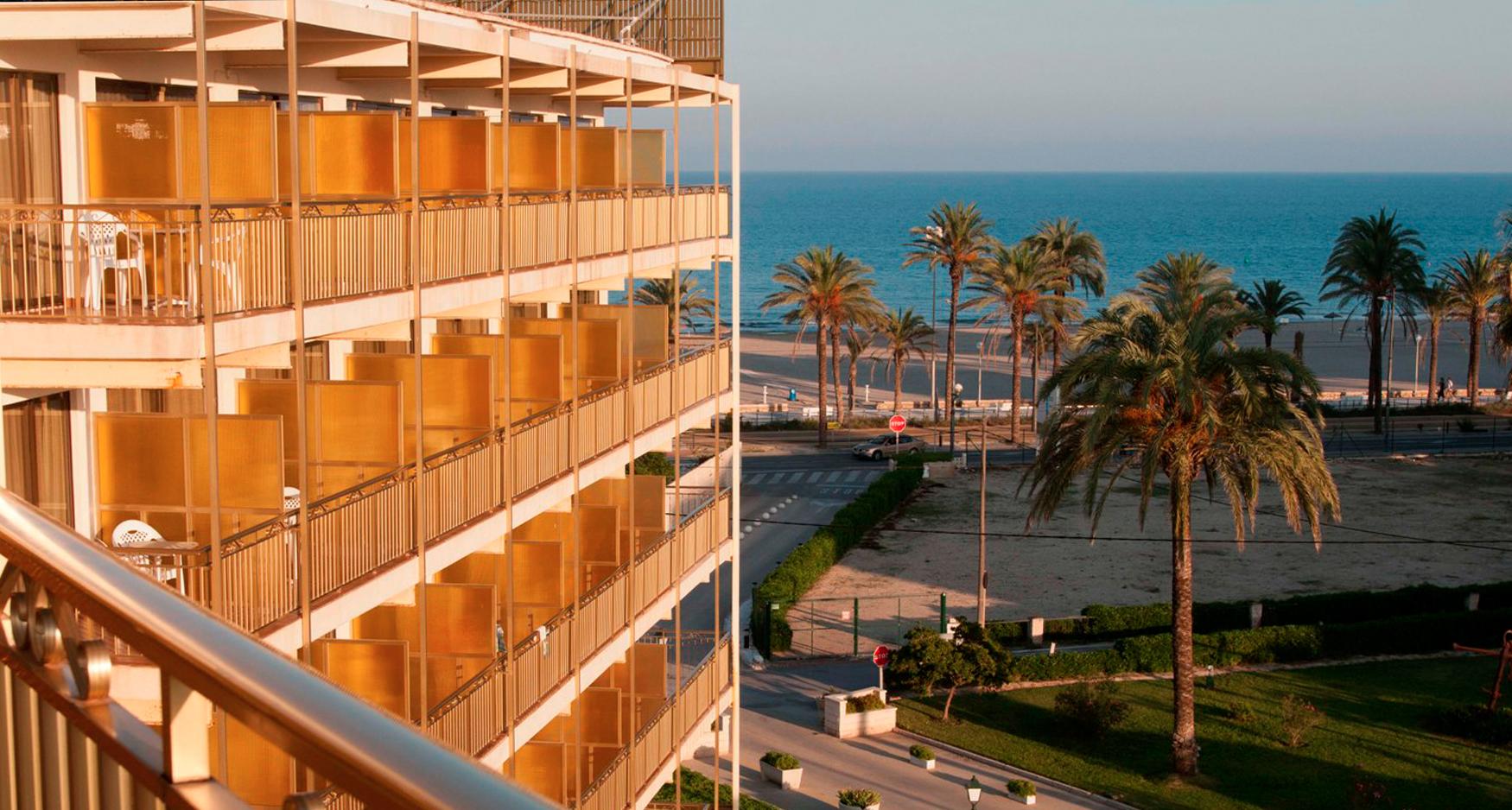 Hotel Almirante - APHA asocacion de hoteles y alojamientos turisticos de la provincia de Alicante