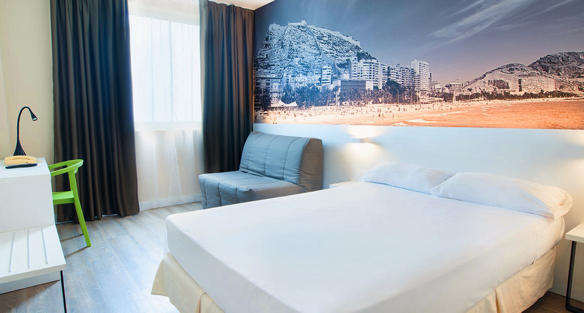 Hotel B&B Alicante - APHA Asociación Hoteles y Alojamiento Turístico Provincia Alicante .4
