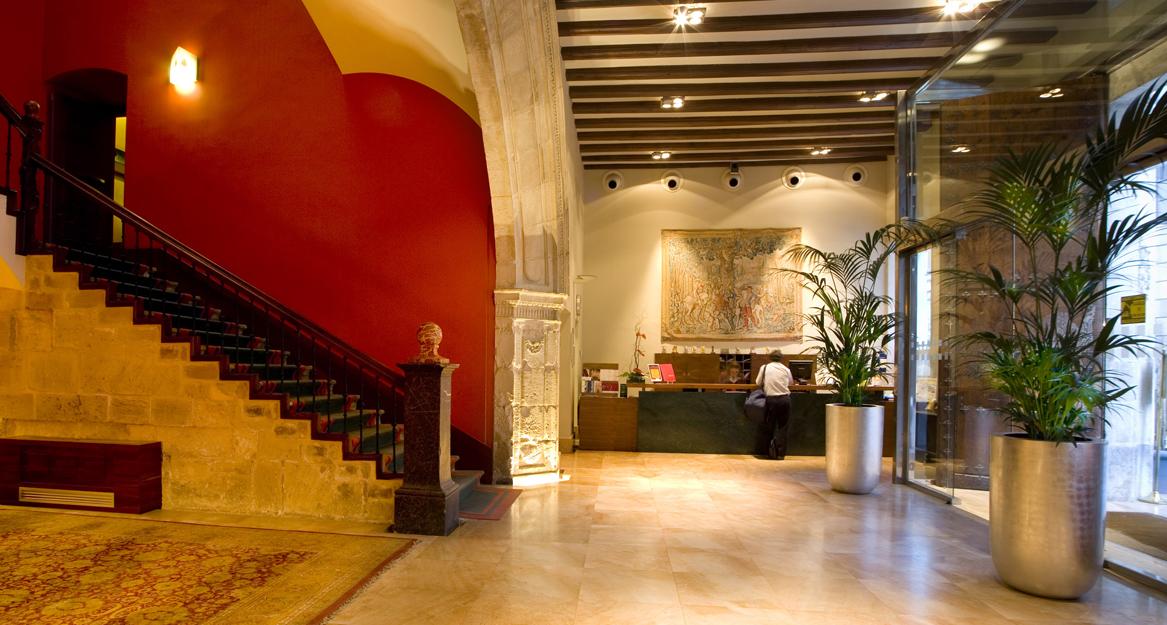 Hotel Boutique Palacio de Tudemir - APHA Asociación Hoteles y Alojamiento Turístico Provincia Alicante 3