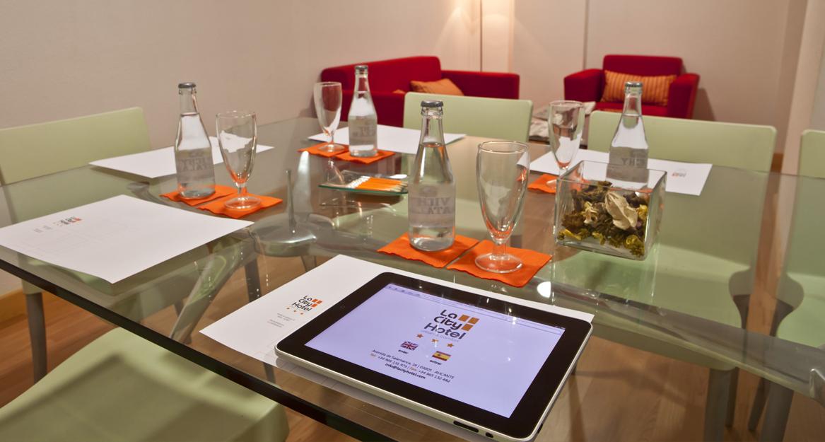 Hotel La City Alicante- APHA - Asociación de Hoteles y Alojamientos turísticos de la Provincia de Alicante 2
