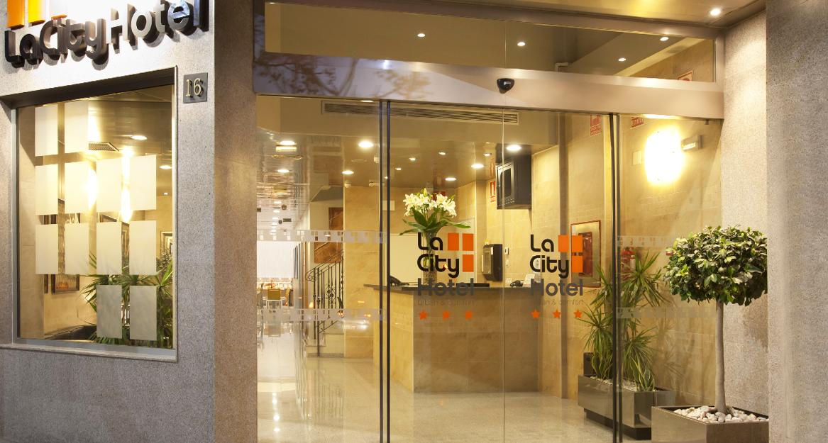 Hotel La City Alicante- APHA - Asociación de Hoteles y Alojamientos turísticos de la Provincia de Alicante 4
