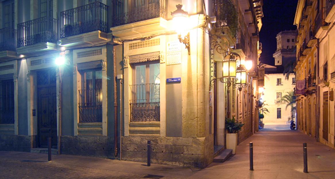 Hotel Les Monges Palace Boutique - APHA - Asociación de Hoteles y Alojamientos turísticos de la Provincia de Alicante