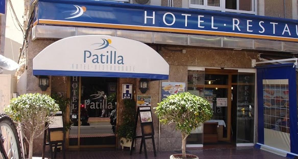 Hotel Restaurante Patilla - APHA Asociación de Hoteles y Alojamientos turísticos de la provincia de Alicante1