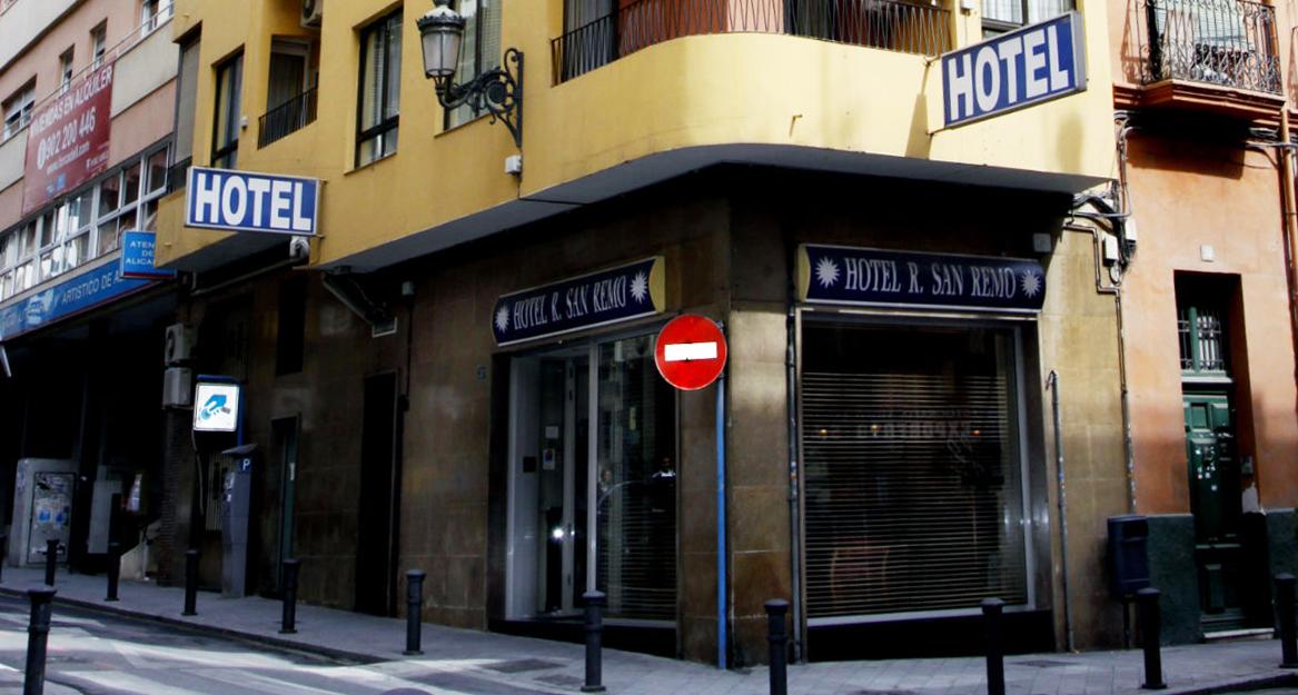 Hotel San Remo - APHA Asociación de Hoteles y Alojamientos turísticos de la provincia de Alicante1