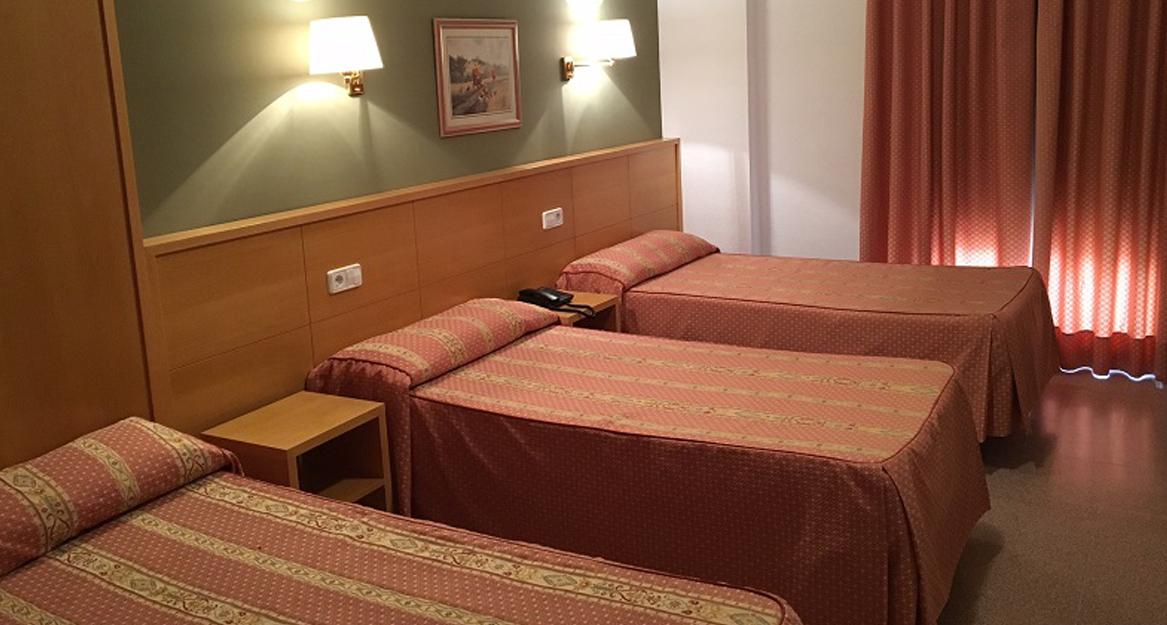 Hotel Santa Faz - APHA Asociación de Hoteles y Alojamientos turísticos de la provincia de Alicante1