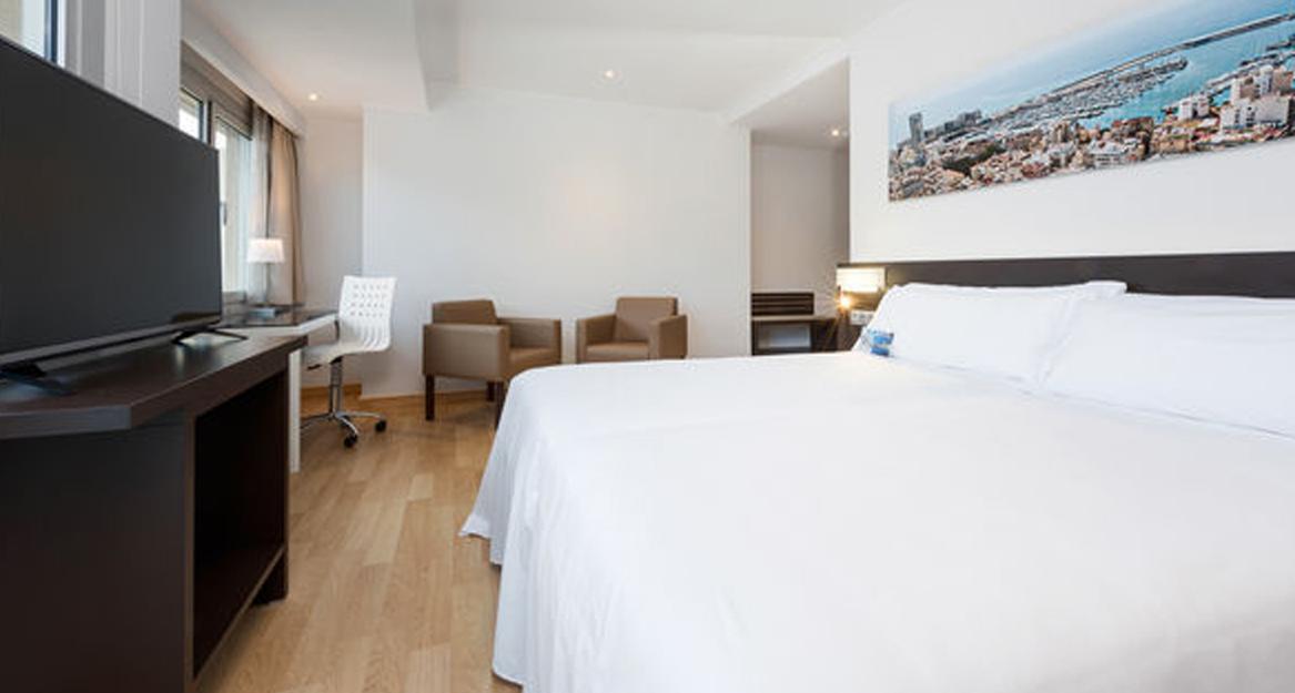 Hotel Tryp Alicante gran Sol - APHA Asociación de Hoteles y Alojamientos turísticos de la provincia de Alicante2