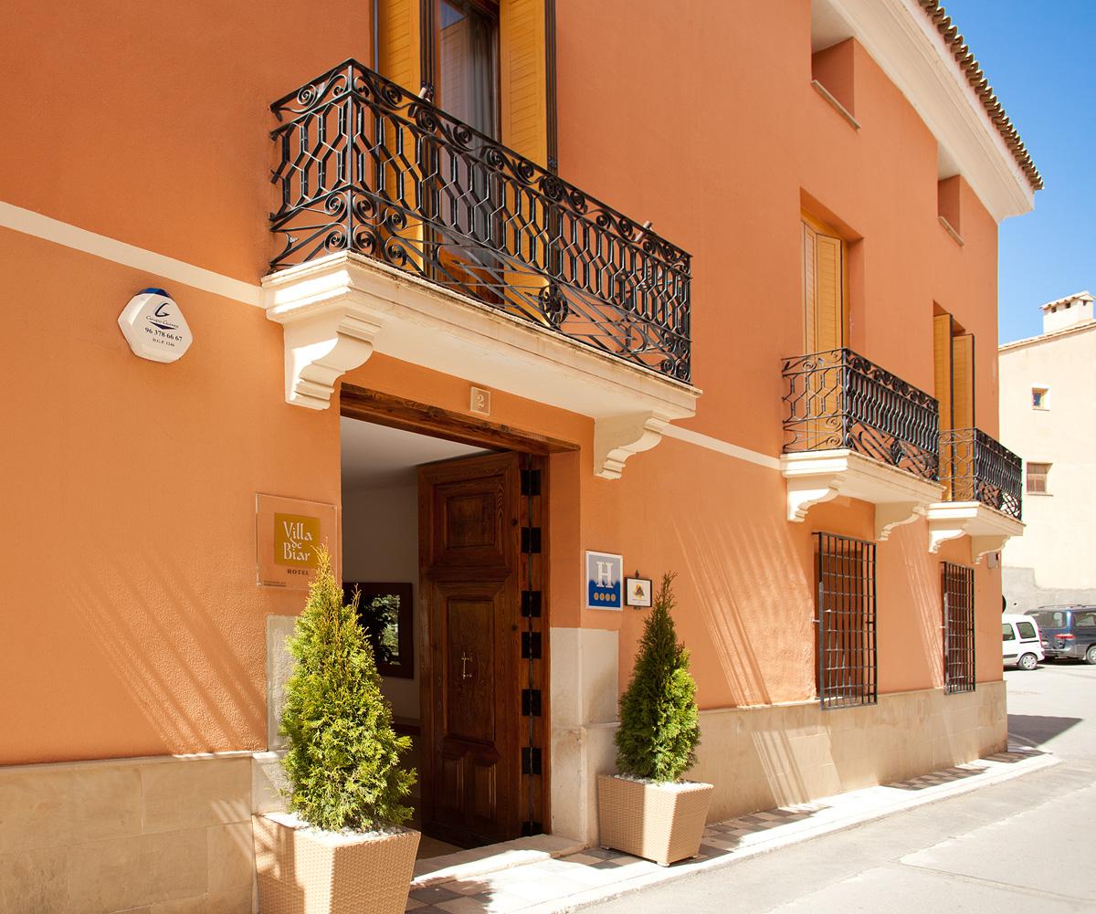 Hotel Villa de Biar - APHA Asociación de Hoteles y Alojamientos turísticos de la provincia de Alicante2