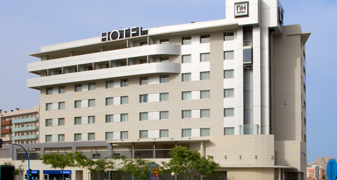 NH Alicante - APHA Asociación de Hoteles y Alojamientos turísticos de la provincia de Alicante1