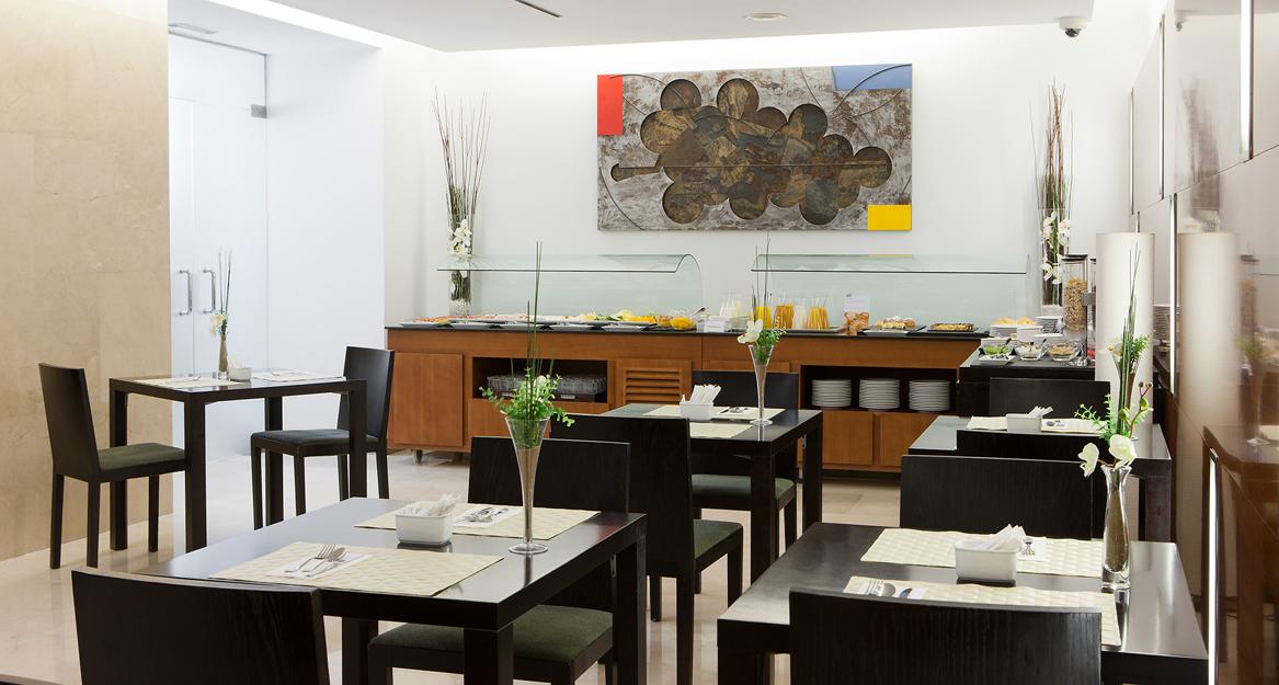 NH Rambla de Alicante - APHA Asociación de Hoteles y Alojamientos turísticos de la provincia de Alicante7
