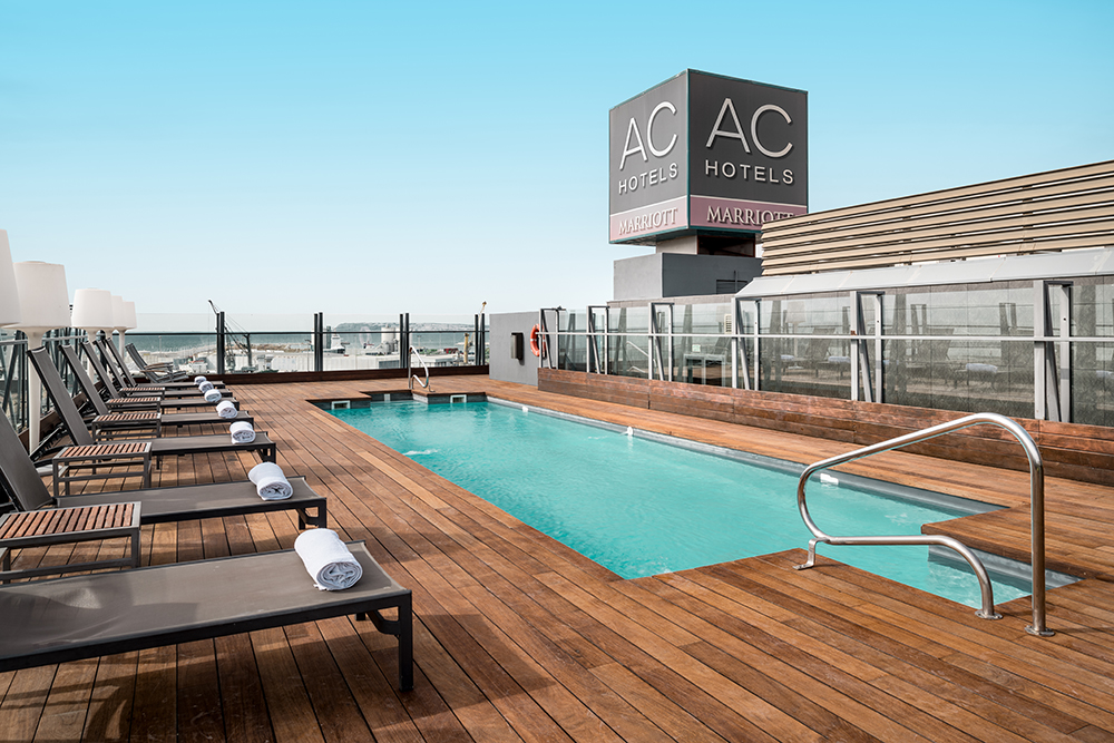 AC Alicante Pool exterior-62