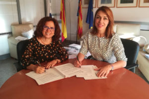 El Ayuntamiento y la APHA firman un convenio para la promoción de eventos culturales