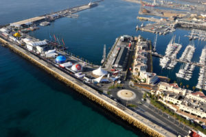 Acuerdo para impulsar el proyecto de Terminal Náutica Deportiva de Alicante